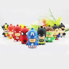 New Cool Cartoon 4GB 8GB 16GB 32GB G GB USB 2.0 Flash Memory Stick Drive Pen GB