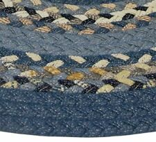 Thorndike Mills Minuteman Blue Multi with Dark Blue Solids Multi Runner Rug