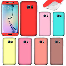 For Samsung Galaxy S6 Edge G925 Color Decal Vinyl Sticker Skin Cover Protector