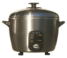 Sunpentown Rice Cooker and Steamer