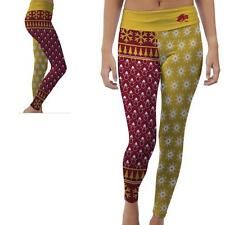 Concordia Chicago Cougars Womens Yoga Pants Christmas Party  Design