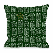 One Bella Casa One Special Present Throw Pillow