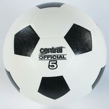 CENTRAL SOCCER BALL TRAINING & PRACTICE 32 PANEL VINYL OFFICIAL FOOTBALL