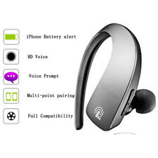 HD Wireless Stereo Music Bluetooth Handsfree Headset Headphone for Cellphone