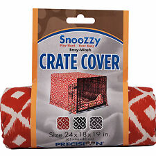 Precision Pet Products Snoozzy IKAT Crate Cover
