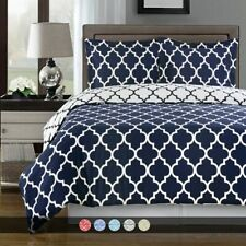 Meridian Cotton Duvet Cover Sets ( Available in 6 Colors )