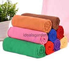 MICROFIBRE TOWEL SPORTS BATH GYM QUICK DRY TRAVEL SWIMMING CAMPING BEACH DRYING