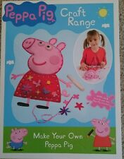 NEW Make your own Peppa Pig Craft Range FREE POSTAGE