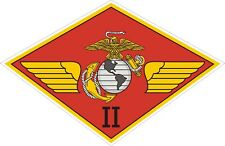 USMC Marine Corps 2nd Marine Aircraft Wing Decal / Sticker