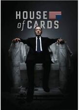 House of Cards Season 1 DVD, 2013, 4-Disc Set No UPC