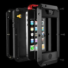 Aluminum Metal Case Water/Shock/Dust Proof for iPhone 4G 4S iPhone 5G 5S