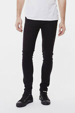 Dr Denim Snap Jean in Black