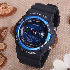 Fashion Watch Men's Women's Military Watches Sport LED Digital Wristwatch