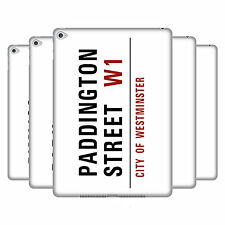 OFFICIAL LONDON STREET SIGNS 3 HARD BACK CASE FOR APPLE iPAD