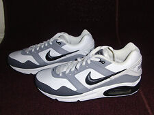 New Authentic Kids' Nike Air Max Navigate whit/blk/stealth 458879 109 ( P 6 )