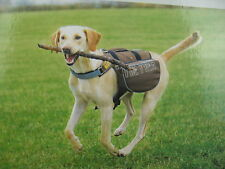 Dog Travel Saddle Bag Pannier Rucksack for Dogs on a Trek Hiking Walking