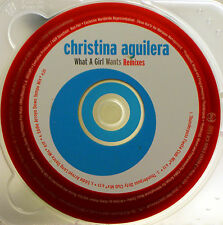"""What a Girl Wants [US CD/12""""] [Single] by Christina Aguilera (CD, Apr-2000, RCA)"""
