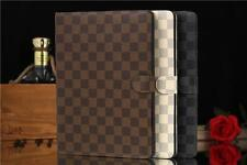 Luxury Leather Folding Folio Smart Stand Case Cover For Samsung GalaxyTab Tablet