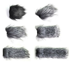 New Microphone Mic Furry Windscreen Windshield Wind Muff For Camcorder Recorder