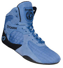 Otomix Stingray Escape Bodybuilding Weightlifting MMA Grappling Shoe (Blue)