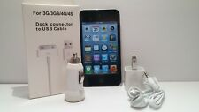 Apple iPod touch 2-4th generation  8,16,32,64 GB white and black.