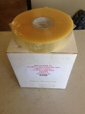 Prime Tac Hot Melt Carton Sealing Tape Clear (6 Rolls) 1.88in X 999.5yrds.