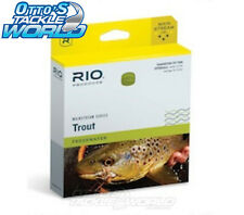 RIO Mainstream Trout WF Level Freshwater Fly Line BRAND NEW @ Ottos Tackle World