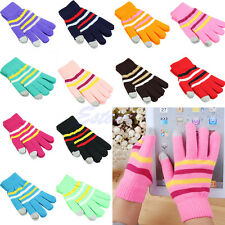 Unisex Magic Touch Screen Gloves Warmer Winter Stretch Texting For Smart Phone