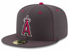 Official MLB 2016 Mother's Day Los Angeles Angels Anaheim New Era 59FIFTY Hat