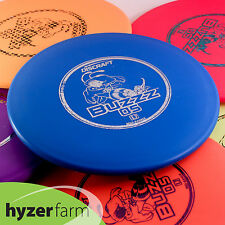 Discraft D BUZZZ OS *pick your color and weight* disc golf Hyzer Farm mid range
