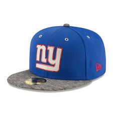 New York Giants New Era Blue/Gray 2016 NFL Draft On Stage 59FIFTY Fitted Hat