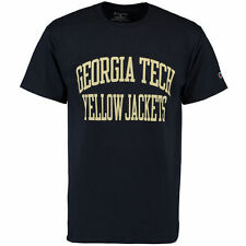 Men's Champion Navy Georgia Tech Yellow Jackets University T-Shirt - College