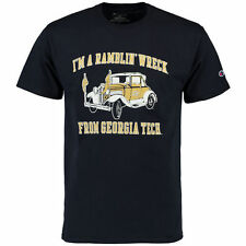 Men's Champion Navy Georgia Tech Yellow Jackets Local T-Shirt - College