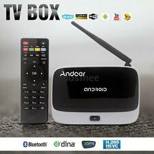 CS918T Android 4.4 Smart TV BOX Quad Core 16GB WIFI Bluetooth 1080P Media Player