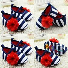 Infant Baby Girl Soft Soled Crib Shoes Toddler Princess Baby Shoes Boots 0-18M