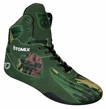Otomix Stingray Escape Bodybuilding Weightlifting MMA Grappling Shoe (Camo)