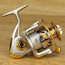 Popular 10BB Ball Bearing Saltwater/ Freshwater Fishing Spinning Reel 5.5:1 New