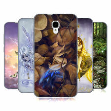 OFFICIAL SELINA FENECH FAIRIES SOFT GEL CASE FOR ALCATEL PHONES