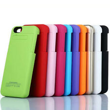Apple iPhone Power Bank External Battery Backup Case Cover  with stand