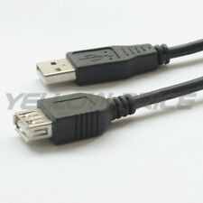 High Speed USB 2.0 Extension Cable AMAF Type A Male/Female Cord HardDisk 10ft