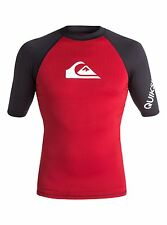 Quiksilver™ All Time - Short Sleeve Rash Vest for Men EQYWR03033