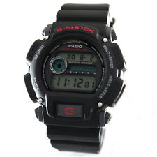 Casio Digital Sport Mens G SHOCK  Black  Watch DW-9052-1V