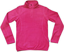 SPINDRIFT KIDS LEONE LIGHTWEIGHT SOFT FUNNEL NECK FLEECE