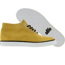 ALIFE Public Estate Mid Anarchy Suede (yellow) $120 fashion sneakers