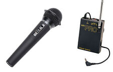 Pro WHM wireless DSLR handheld mic microphone for Sony RX10 iii RX10M ii audio