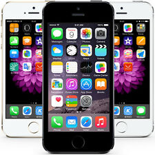 APPLE IPHONE 5S 16/32/64GB SMARTPHONE FACTORY UNLOCKED - VARIOUS COLOURS