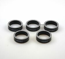 TEAMSSX~New KREX carbon spacer for headset, 10mm, 5 pieces
