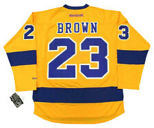 DUSTIN BROWN Los Angeles Kings Reebok 1967 Gold NHL Hockey Jersey