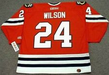 DOUG WILSON Chicago Blackhawks 1988 CCM Throwback Away NHL Hockey Jersey