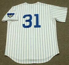 FERGUSON JENKINS Chicago Cubs 1969 Majestic Cooperstown Home Baseball Jersey